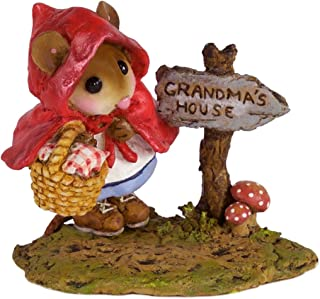 product image for Wee Forest Folk M-582 Reluctant Red New 2016