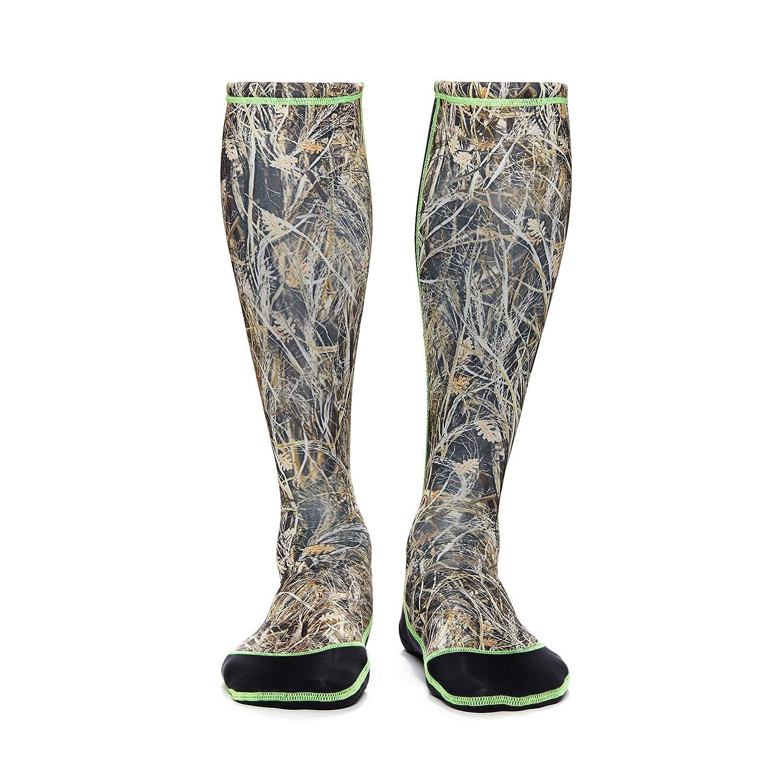 直送商品 Wetsox Socks Wader Sox、Reed Sox、Reed Camo摩擦なしHunting and Wading Socks , , 1 mm Neopreneにより足暖かいウェットまたはドライ Small B077TGDCL9, 流行:9e292d5f --- a0267596.xsph.ru