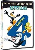 Looney Tunes 13. Estrellas Volumen 4 [DVD]