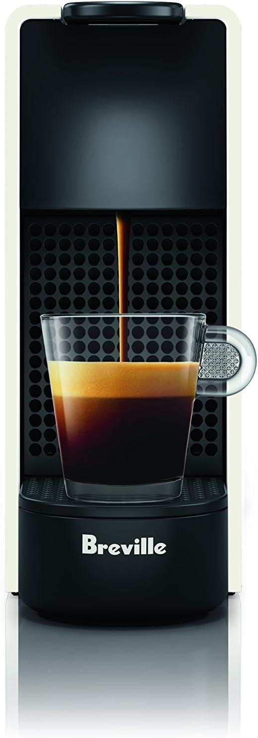 Breville Mini máquina de café espresso original Nespresso Essenza: Amazon.es: Hogar