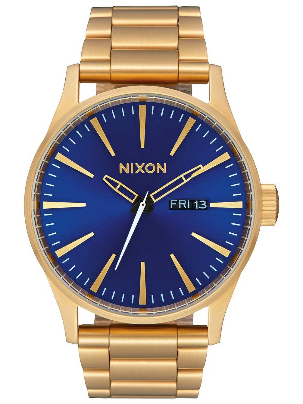 Nixon Reloj Analogico para Hombre de Digital con Correa en Acero Inoxidable A356-2735-00