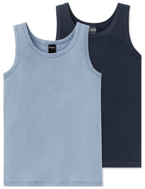 Schiesser Boy's Vest Pack of 2 161360