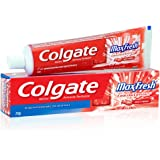Colgate Toothpaste Maxfresh Spicy Fresh - 150 g (Red Gel)