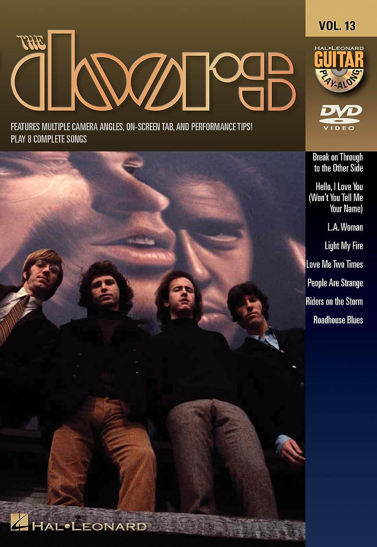 Amazon.com The Doors - Guitar Play-Along DVD Volume 13 Doug Boduch Hal Leonard Movies u0026 TV  sc 1 st  Amazon.com & Amazon.com: The Doors - Guitar Play-Along DVD Volume 13: Doug Boduch ...