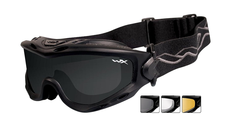 Wiley Wiley Wiley X Schutzbrille Spear Im Set mit 3 Gläsern, Matt Schwarz, M L, SP293B B00ID4SN90 Skibrillen Sofortige Lieferung 325b92