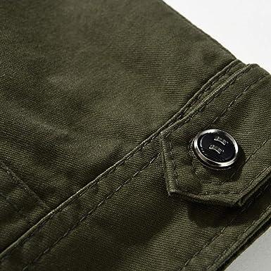 Los Hombres de la Chaqueta de Abrigo de Invierno Outwear Delgado Zanja Larga de Cremallera de Internet: Amazon.es: Ropa y accesorios