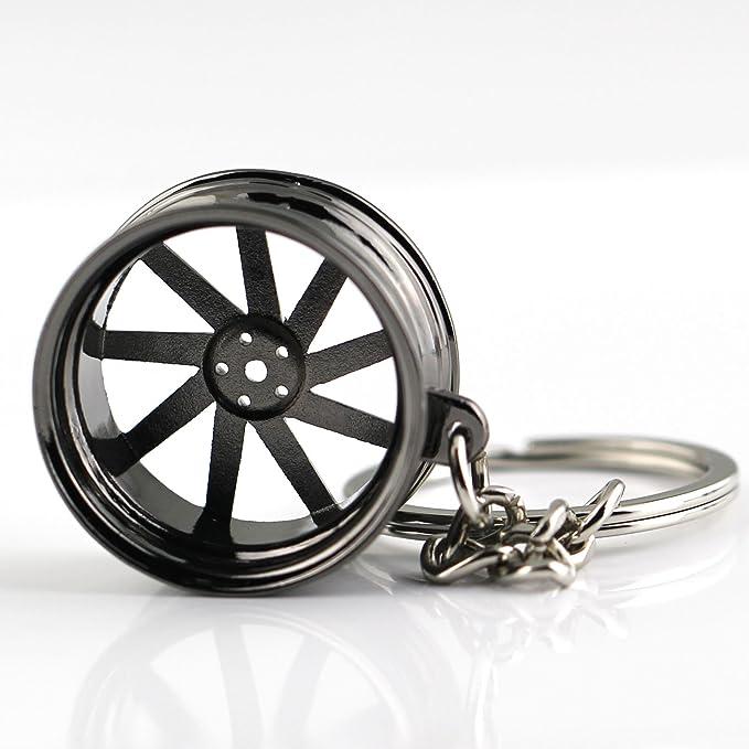 Amazon.com: Llavero creativo Maycom para auto con modelo de ...
