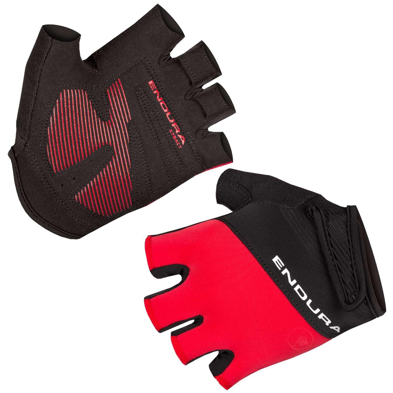 Endura XtractサイクリングMittグローブII – Proロードバイク手袋 B072TS3JL9 Medium|レッド レッド Medium