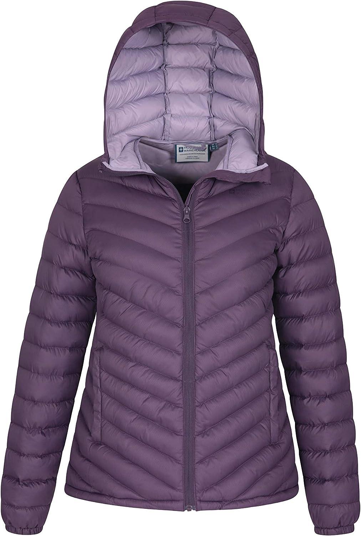 Mountain Warehouse Seasons Womens Winter Jacket Padded Ladies Coat