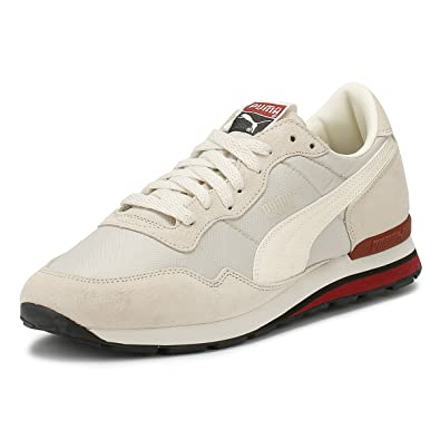 f8246dd79cdb Puma Mens Birch Red Rainbow SC Trainers  Amazon.co.uk  Shoes   Bags