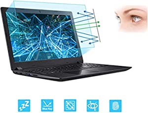 """FORITO 17.3 Inch Screen Protector -Blue Light and Anti Glare Filter, Eye Protection Blue Light Blocking & Anti Glare Screen Protector for 17.3"""" with 16:9 Aspect Ratio Laptop"""