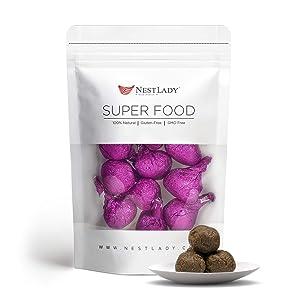 NESTLADY Hand Made Red Bean Bianren Hawthorn Balls ???????? ????? ?? ???? ?? food additives free 100g / 3.53oz