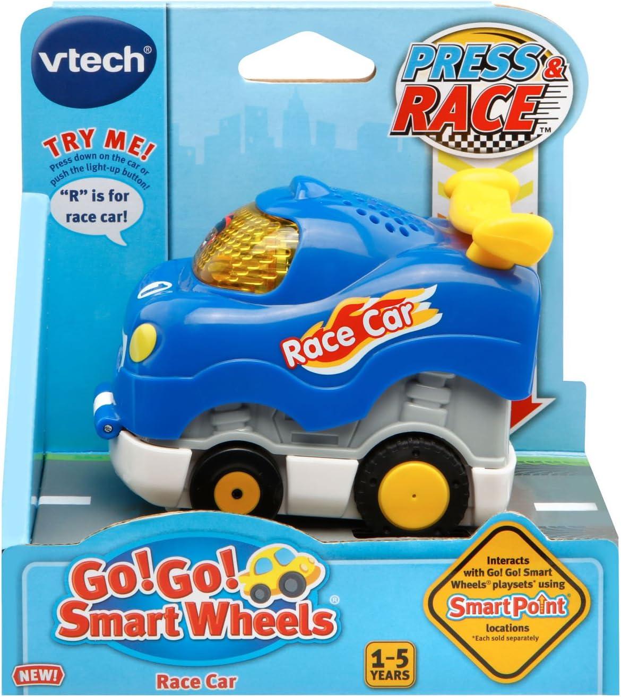 Smart Wheels Press and Race SUV VTech Go Go