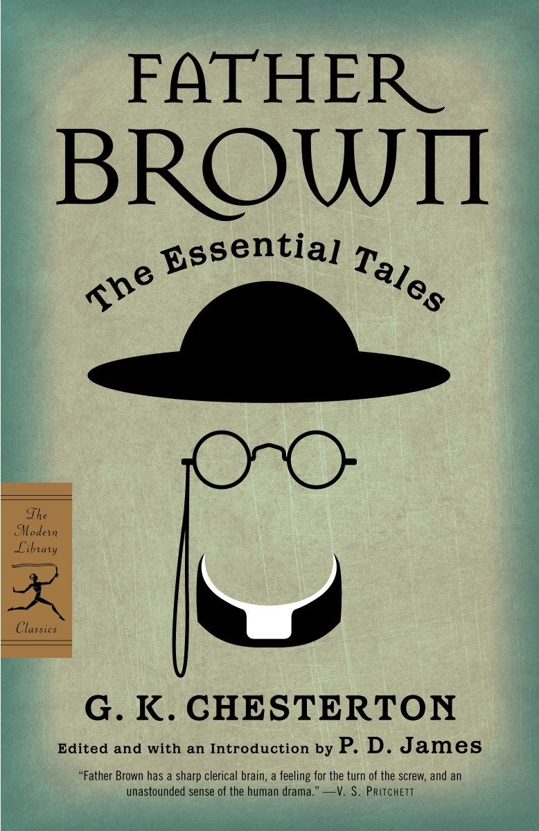 Father Brown: The Essential Tales (Modern Library Classics) PDF ePub book