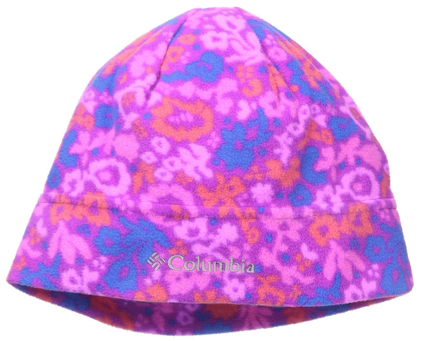 7ebf785faf8f2 Amazon.com  Columbia Big Girls  Youth Glacial Fleece Hat  Clothing