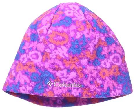 bec96fe15a5e4 Amazon.com  Columbia Big Girls  Youth Glacial Fleece Hat  Clothing