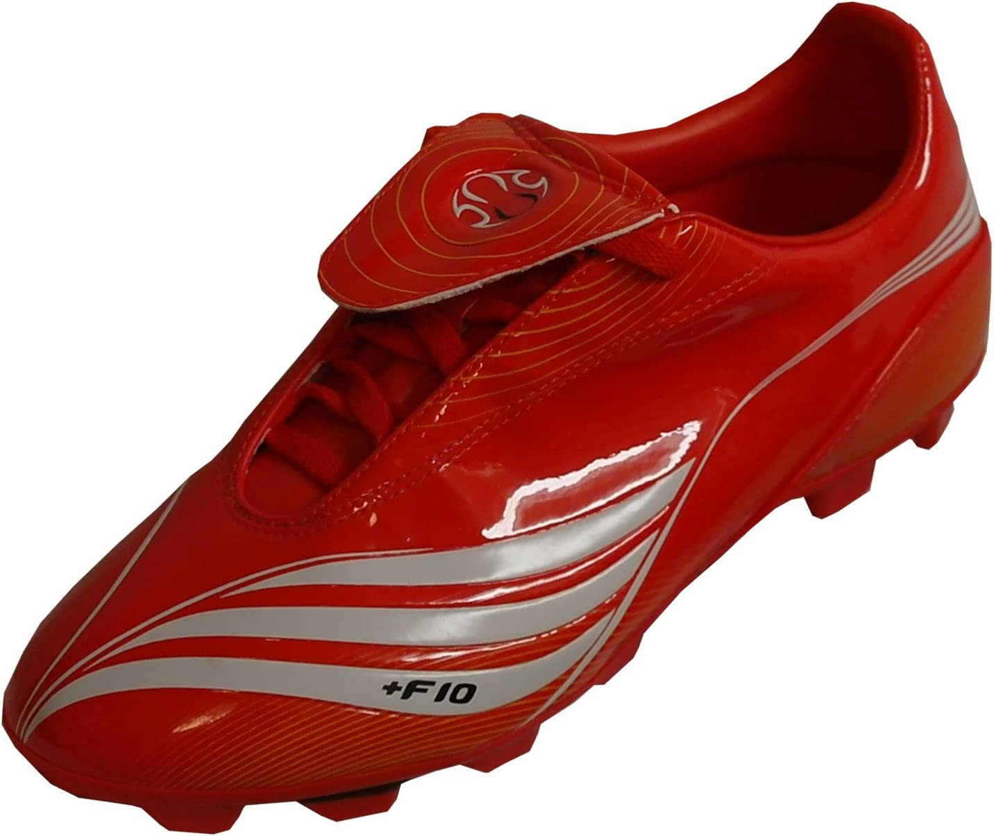 Adidas + F10, 7 TRX FG J para niños Botas de fútbol, Modelo ...