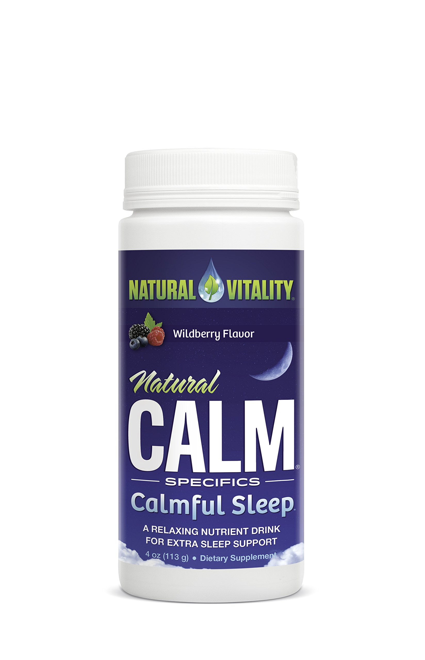 NATURAL VITALITY Sleep Vitamin, 4 Ounce