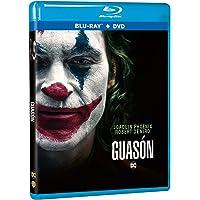 Joker (Guasón) - BR + DVD [Blu-ray]