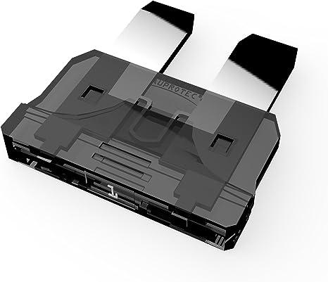 AUPROTEC Fusibile Standard ATO 1A 40A Fusibili Lamellari selezione 50 pezzi 10A Ampere rosso