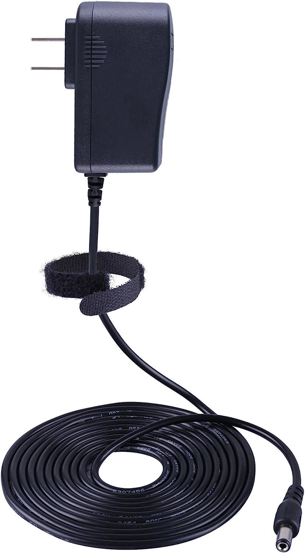 TopChargeur Adaptador de alimentaci/ón y Cargador de 9 V para Bicicleta de monta/ña Kettler Esprit