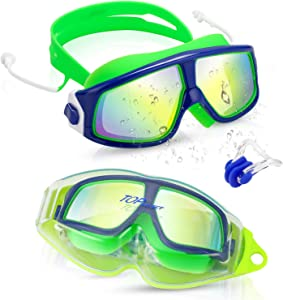 Giveaway: Topselect Kids Swimming Goggles Child (Age 3-12) Waterproof...
