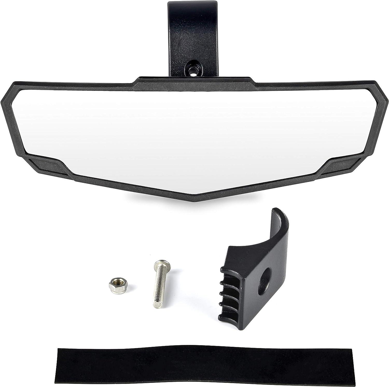 Talon Interior Rear View Mirror SAUTVS Premium Convex Center Rear View Mirror for 2019-2020 Honda Talon 1000X 1000R 1000X4