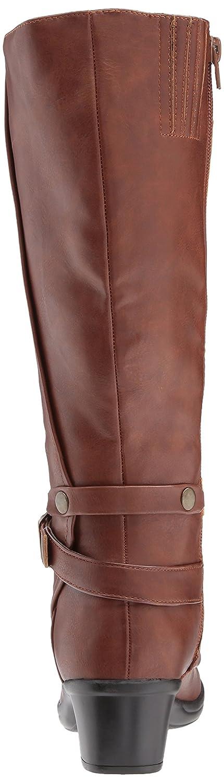 Easy Street Women's Jan Harness Boot B071PF83VT 12 B(M) US|Tan