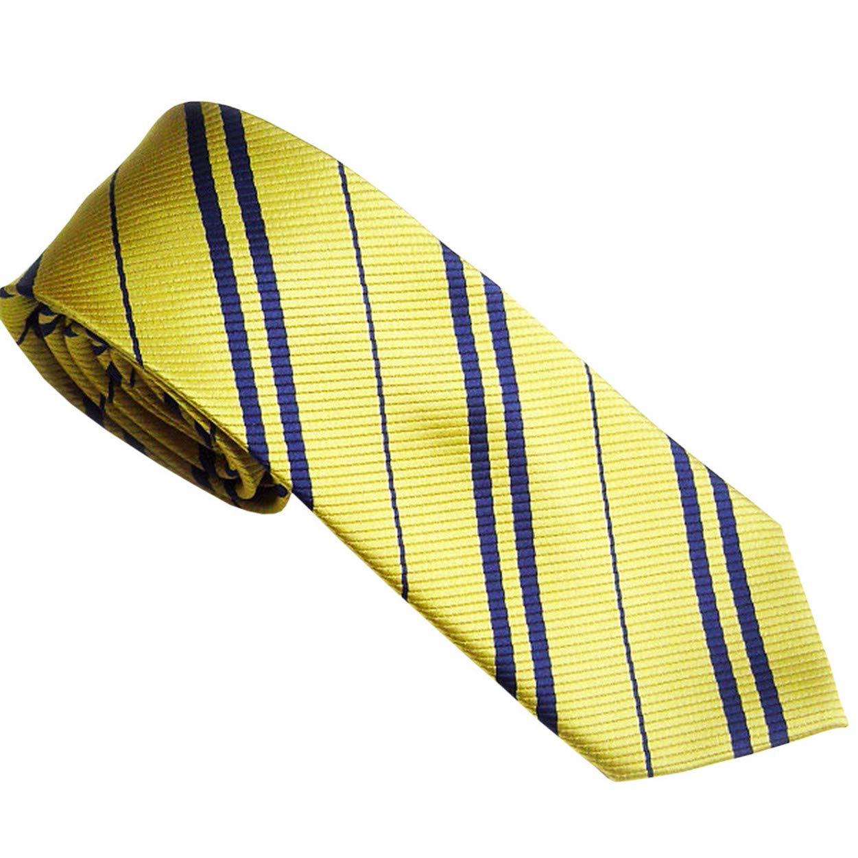 Bellelove, Herren Stripe Krawatten, gemusterte Krawatten, Silk ...