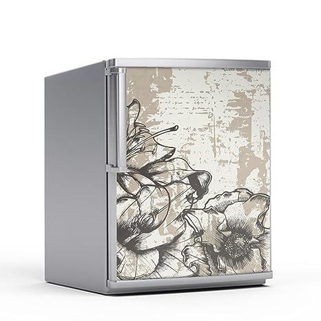 Adesivi decorativi per frigoriferi 60x80 cm   Decorazione cucina ...
