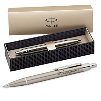 Charles Dickens Kugelschreiber Modern Art inkl Wunschgravur mit Geschenk-Etui