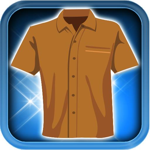 Shirt Dress Up New]()