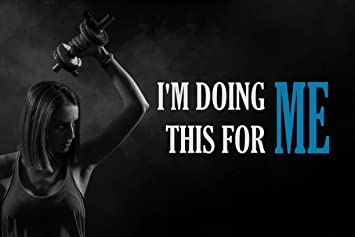 EzPosterPrints - Bodybuilding Men Girl Fitness Workout Quotes Motivational  Inspirational Muscle Gym Posters - Wall Art Print for Home Office Gym - ...