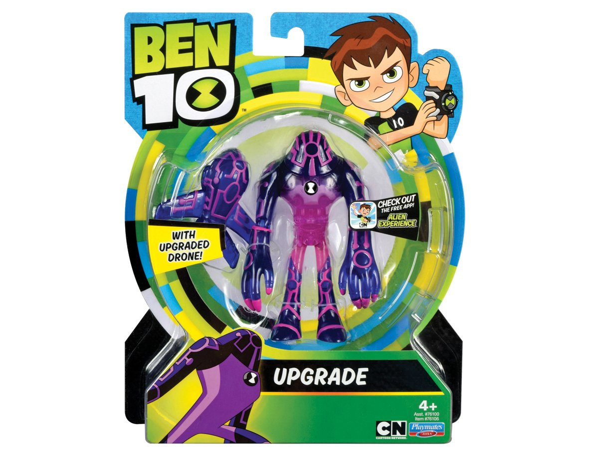 Ben 10 Figuras de acción – Actualización Flair Leisure Products BEN08610