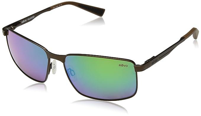 4615c76b764 Amazon.com  Revo Unisex Unisex RE 1055 Devin Butterfly Polarized UV ...
