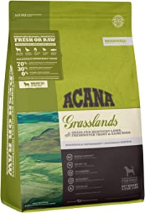 ACANA Regionals Protein Rich, Real Meat, Grain-Free, Adult Dry Dog Food