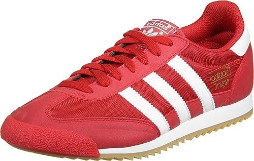 adidas Dragon OG Calzado red/white