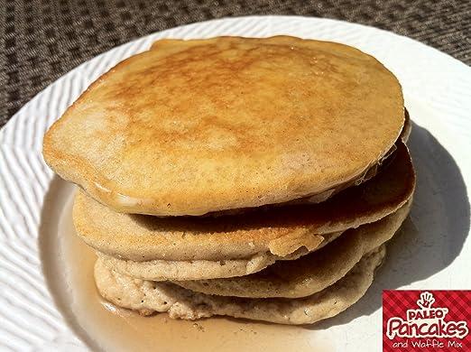 Paleo Pancake & Waffle Mix (sin carburantes ni glutenos ...