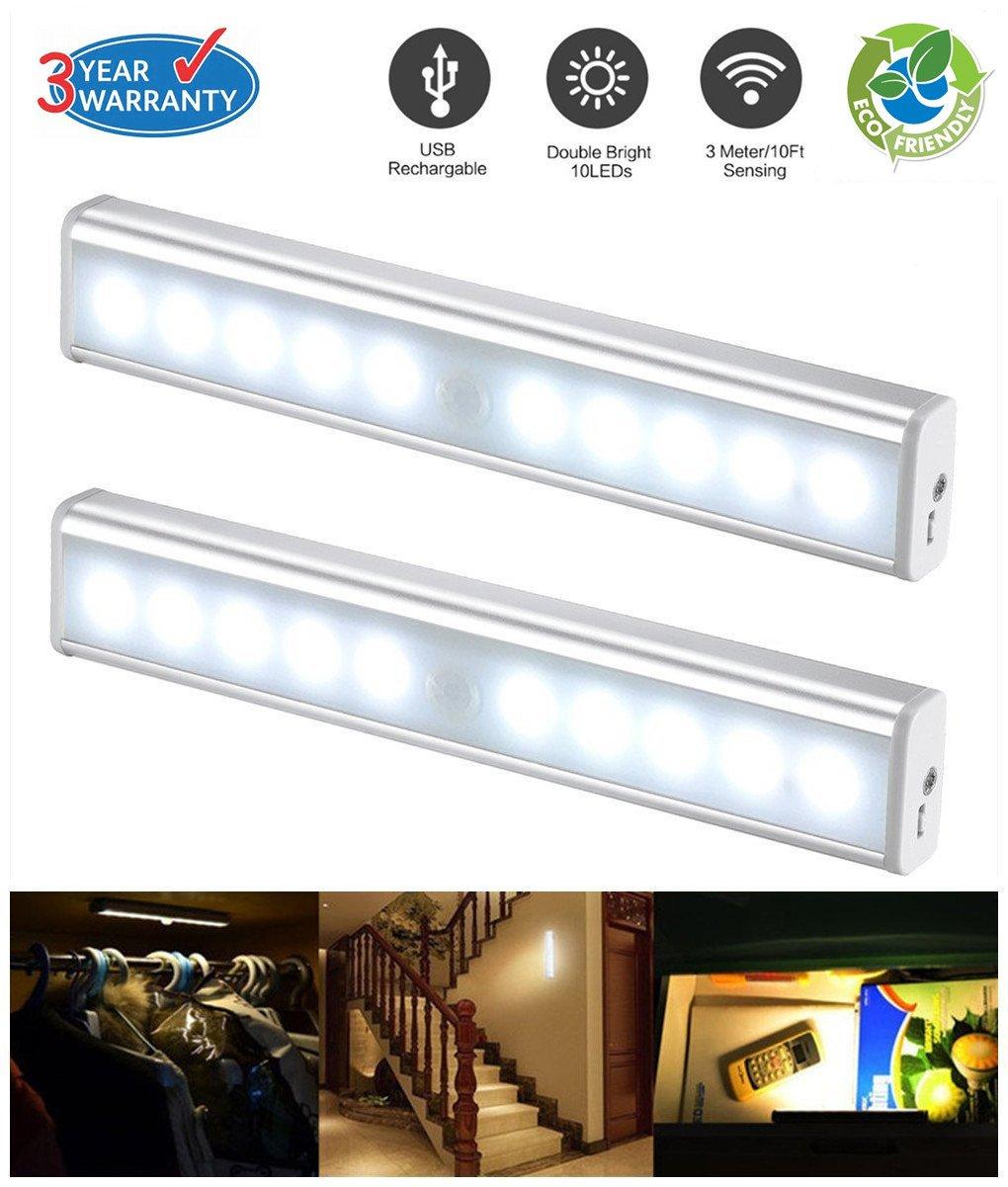 Lámpara LED con sensor de movimiento luz LED de Noche PIR Sensor