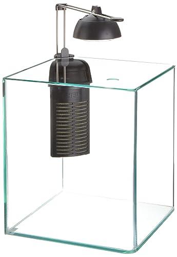 Eheim MP 6400020 Nano Juego de acuarios aquastyle 16, incluye filtro y Power de iluminación