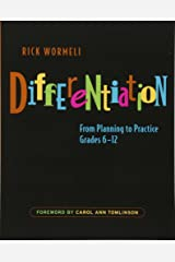 Differentiation: From Planning to Practice, Grades 6-12 Paperback