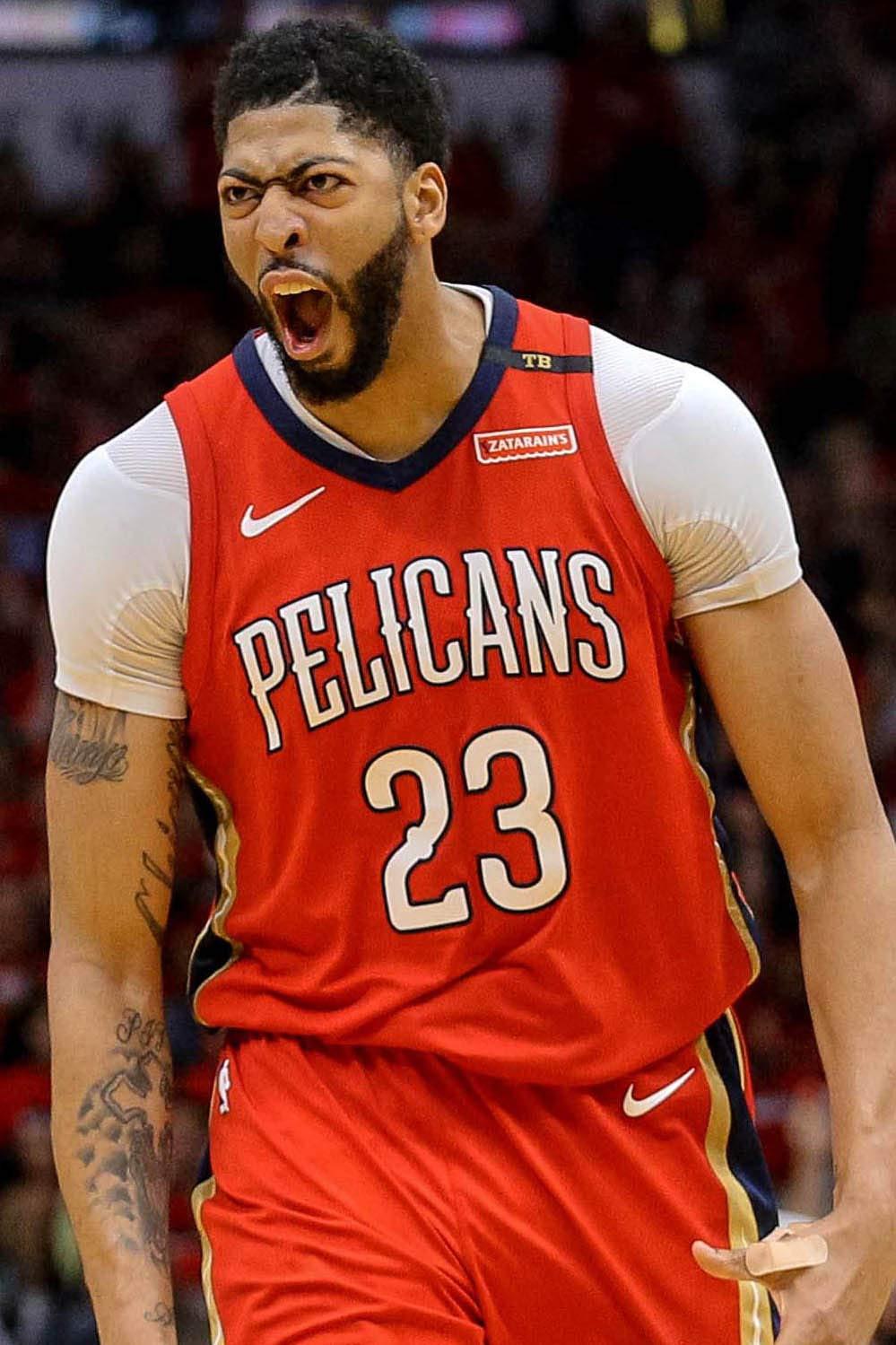 Amazon Com Anthony Davis New Orleans Pelicans Poster Photo