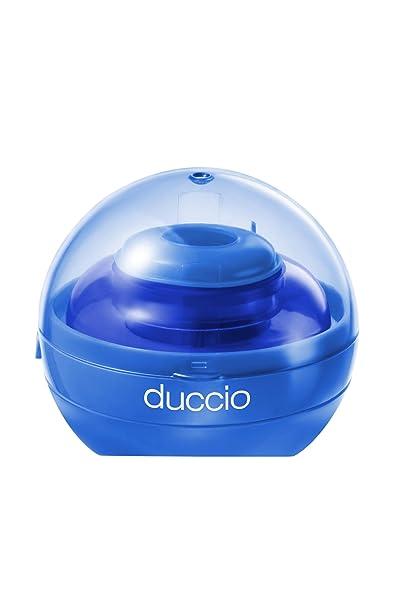 Amazon.com: Duccio Chupete esterilizador, QS005DT01, Azul, 1 ...