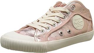 Pepe Jeans Industry Met, Sneakers Basses Femme Pepe Jeans London PLS30614