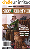 The Magazine of Fantasy & Science Fiction November/December 2016