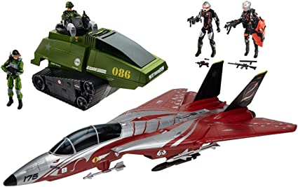 2015 SDCC Comic-Con G.I. Joe Crimson Strike Pack by G. I. Joe ...