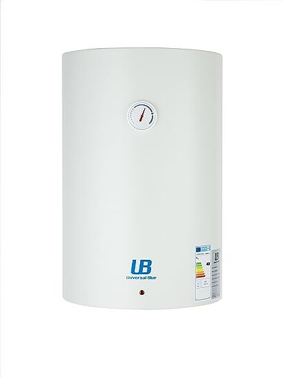 Universal Blue UTRRE80L-16 Termo Eléctrico Reversible, Blanco, 80 l