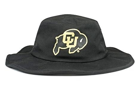 78a5874f36c18 Cowbucker NCAA Colorado Buffaloes Unisex NCAA All-Weather Boonie  Hatofficial NCAA All-Weather Boonie
