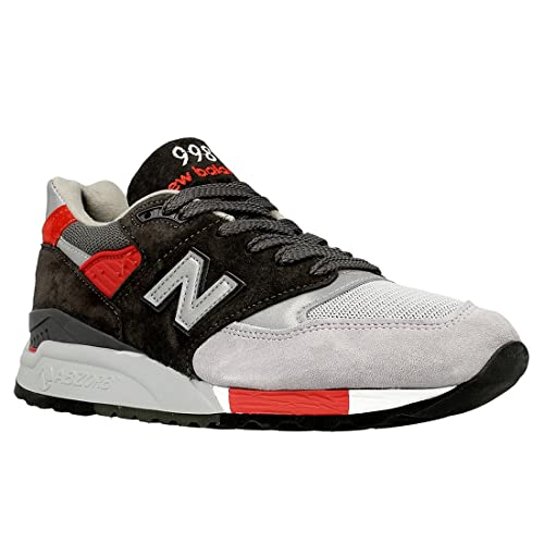 best sneakers add2b ece36 BUTY NEW BALANCE USA AGE OF EXPLORATION M998CPL - 41: Amazon ...