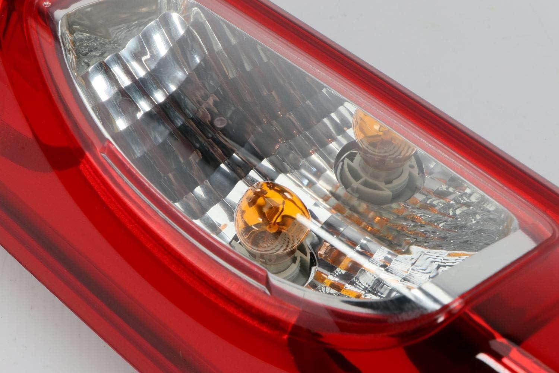 VALEO Tail lights Left For RENAULT TRAFIC OPEL VIVARO 043401